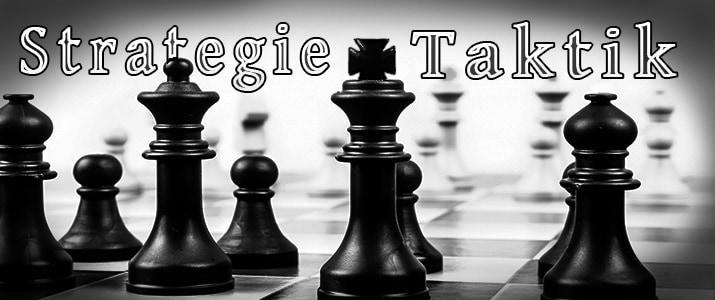 Grundlagen der Strategie und Taktik für eine Echte Rechte
