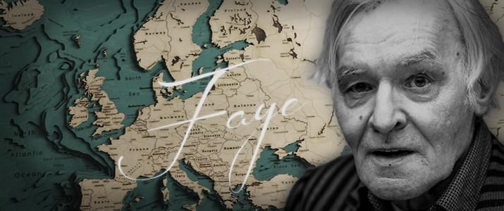 """Guillaume Faye und das """"Vaterland Europa"""""""