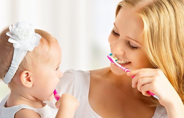 Effektiv und spielend Zähneputzen