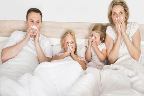 familie-erkältung