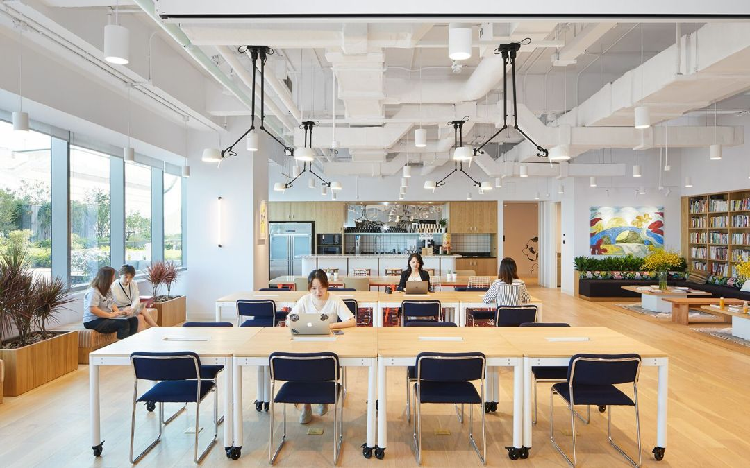 IWG Will Offer Coworking Space