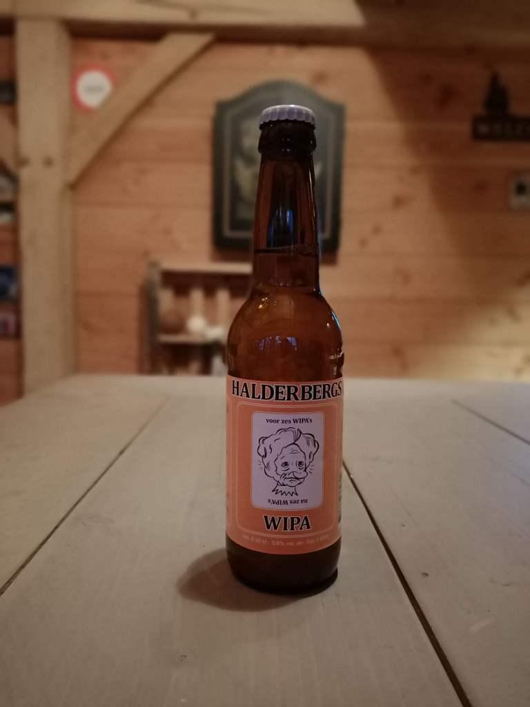 Brouwerij 't Meuleneind - Halderbergs Blondje