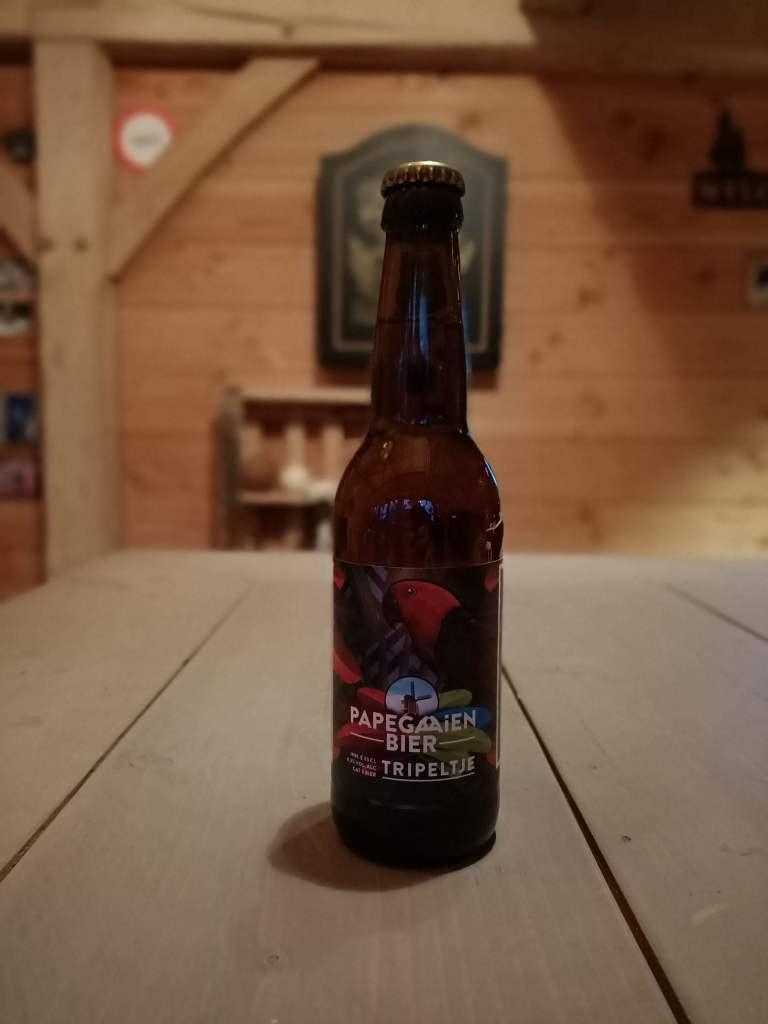 Brouwerij 't Meuleneind - Papegaaienbier Tripeltje