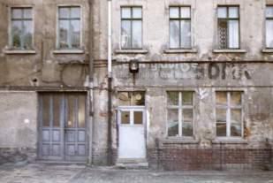 Schokoladen-Großhandlung 1988