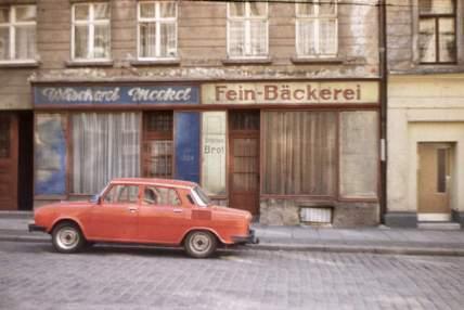 Wäscherei und Bäckerei 1988