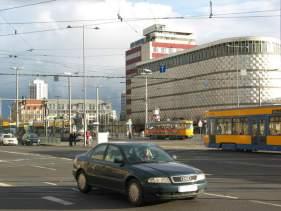 Kaufhaus am Brühl im Jahr 2009