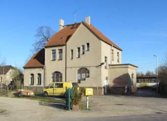 Bahnhofsgebäude in Rückmarsdorf