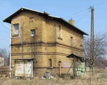 Nebengebäude an der Südtangente