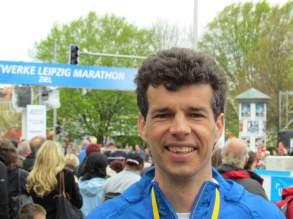 Nach dem Marathon
