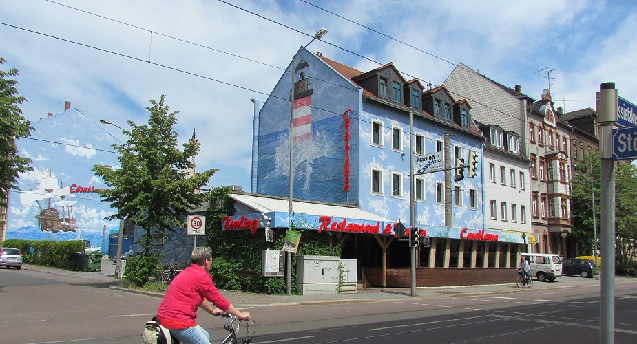 Entdeckungen in Schönefeld I