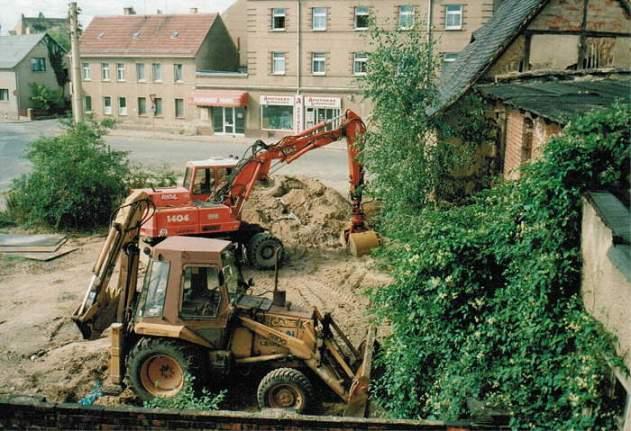Burghausen Mitte der 1990er