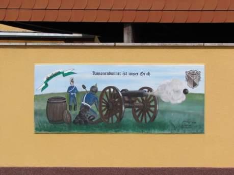 Kanonendonner in Frankenheim