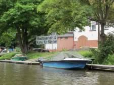 Bootshaus Klingerweg