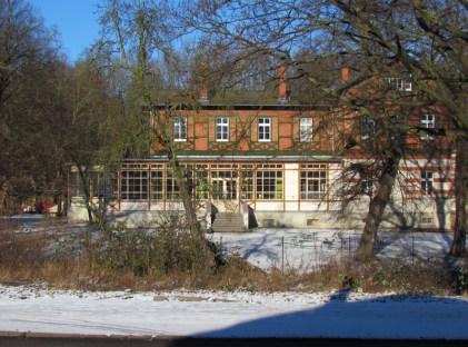 Villa Hasenholz im Januar 2017
