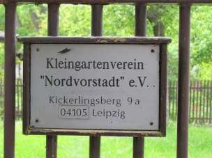 Kleingartenverein Nordvorstadt