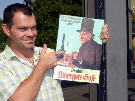 Gose-Freund Tilo Jänichen