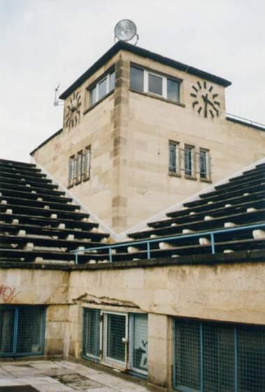 Dieser Turm steht noch (1999)