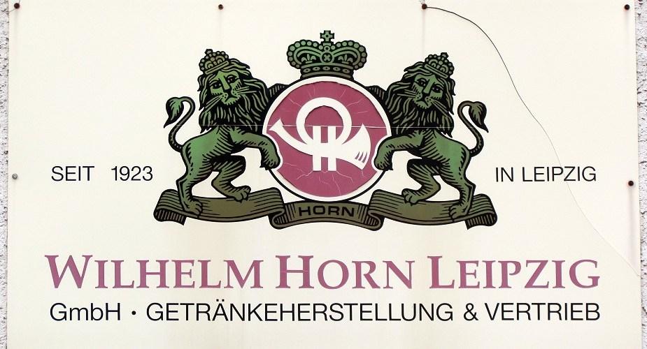 Horns Erben, Horns Fabrik