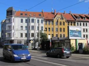 Wurzner / Ecke Wiebelstraße