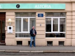 Hotel Astoria in Lindenau (März 2016)