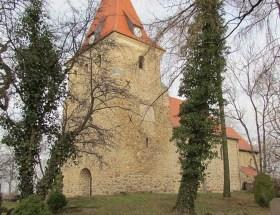 Die Kirche in Thekla