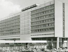 Wie die Hotels früher hießen