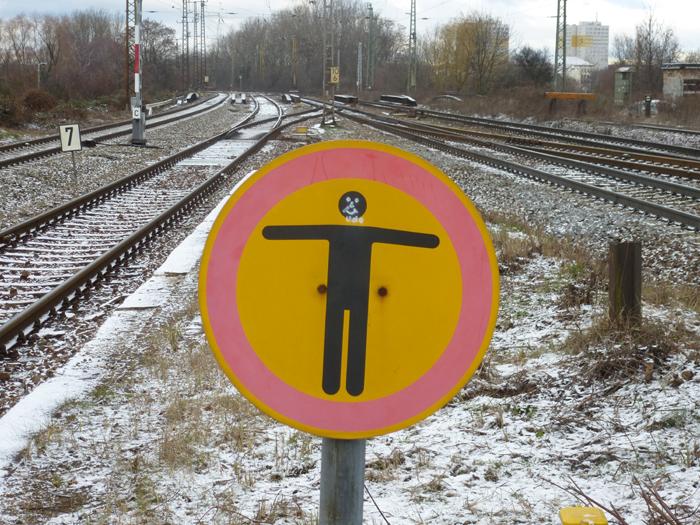 Bahnhof Thekla