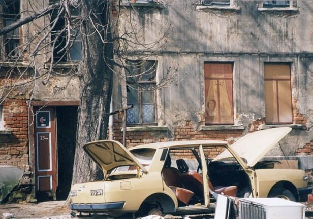 Leipziger Osten, Anfang der 1990er