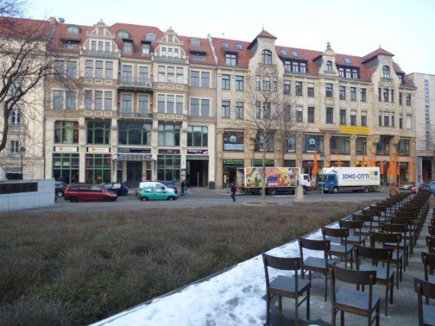 Gottschedstraße (linkes Gebäude)