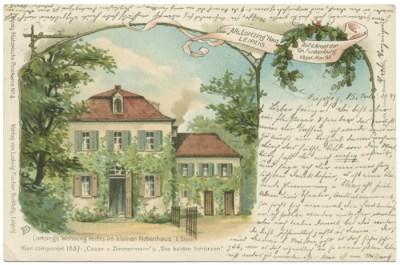 Lortzings Wohnhaus