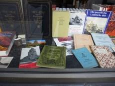 Alte Bücher in der Ritterstraße