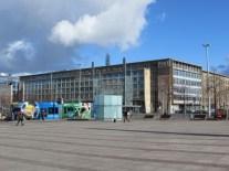 Hauptpost am Augustusplatz