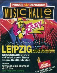 Easy Auensee, 1990er Jahre