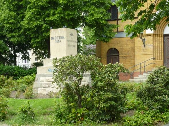 Denkmal in Möckern