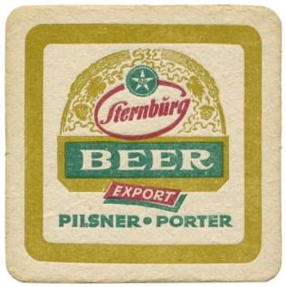 Sternburg Beer (!)