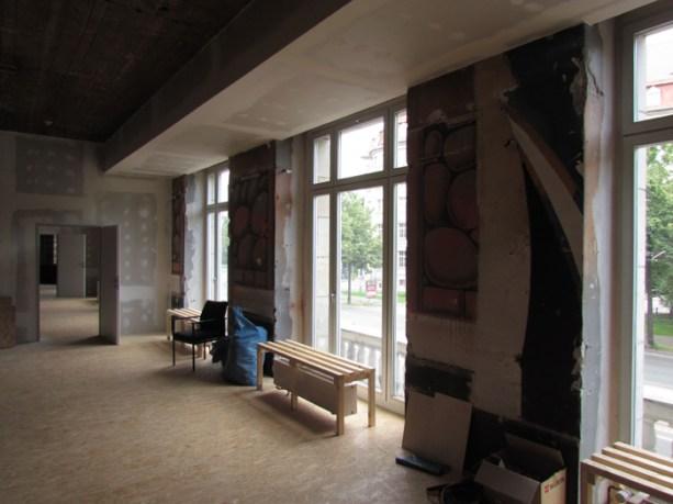 In der ehemaligen Diskothek Schauhaus