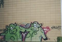 Grüne Kühe