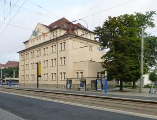 Straßenbahnhof Angerbrücke