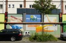 Ehemalige Reudnitzer-Mauer