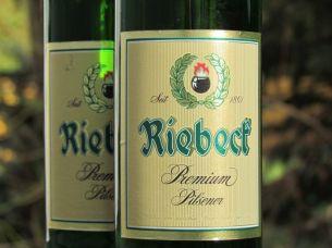 Riebeck-Bier, nicht aus Leipzig