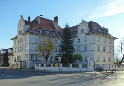 Rathaus Mölkau