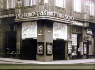 Casino-Foto (Ausschnitt) am Passage-Kino