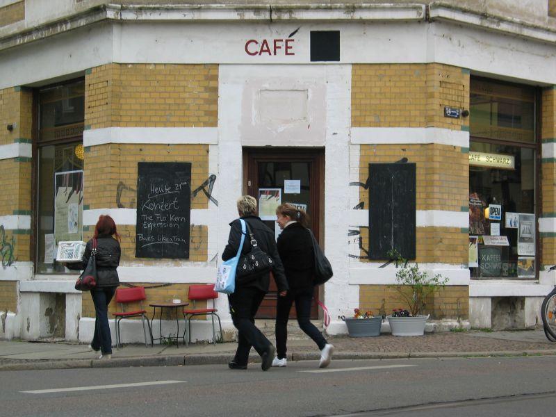 Café Kaffee Schwarz 2012