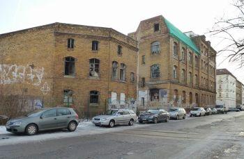 Globus-Werke / Karipol (Klingenstraße)