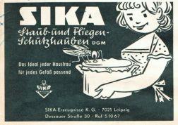 SIKA-Hauben 1968