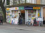 Kiosk am Connewitzer Kreuz