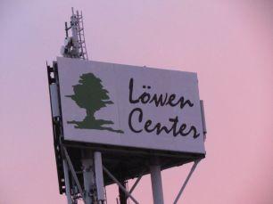 Löwen Center in Burghausen