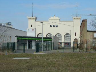 S-Bahn-Station Bayrischer Bahnhof