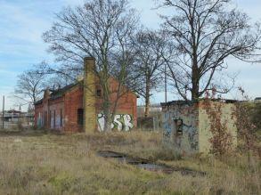 Bf. Plagwitz, nahe der Antonienstraße