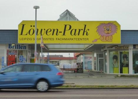 Löwen-Park in Rückmarsdorf